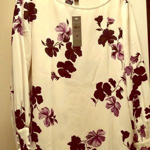 Ann Taylor blouse, size S petite